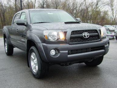 Toyota Tacoma, 2011