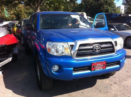 Toyota Tacoma 2007 - отзыв владельца