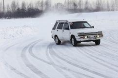 Toyota Tercel, 1986