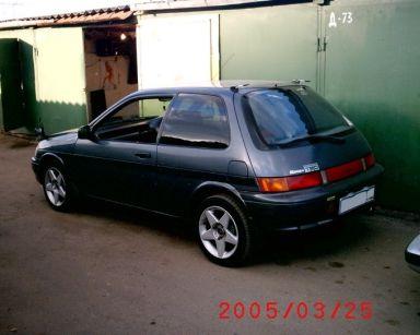 Toyota Tercel 1994 отзыв автора   Дата публикации 12.02.2006.