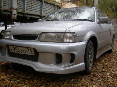 Toyota Tercel, 1998