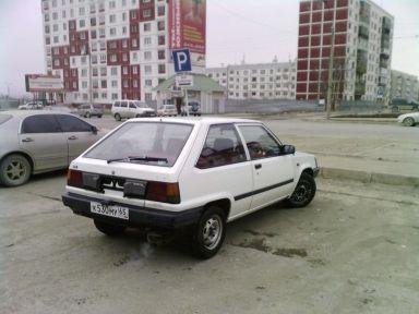 Toyota Tercel, 1985
