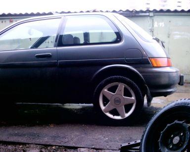 Toyota Tercel 1994 отзыв автора   Дата публикации 08.04.2005.