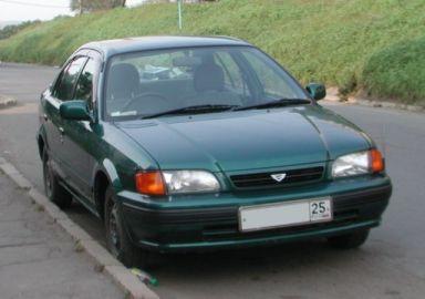 Toyota Tercel, 1996