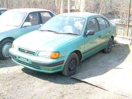 Toyota Tercel 1997 - отзыв владельца