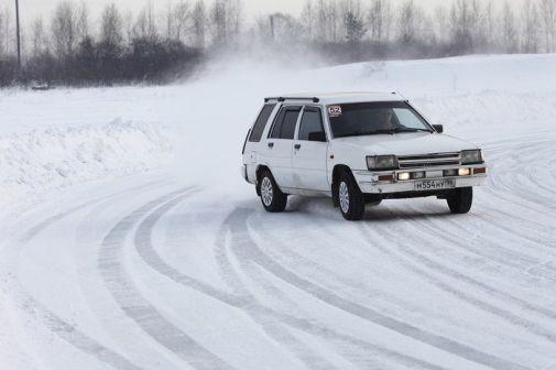 Toyota Tercel 1986 - отзыв владельца