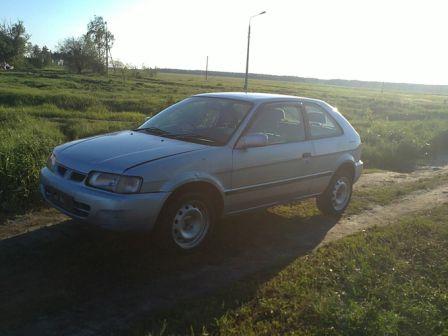 Toyota Tercel 1998 - отзыв владельца