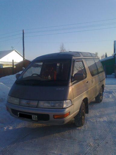 Toyota Town Ace 1992 отзыв автора | Дата публикации 03.02.2011.