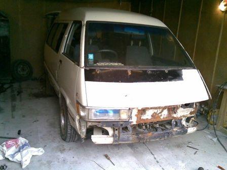 Toyota Town Ace 1988 - отзыв владельца