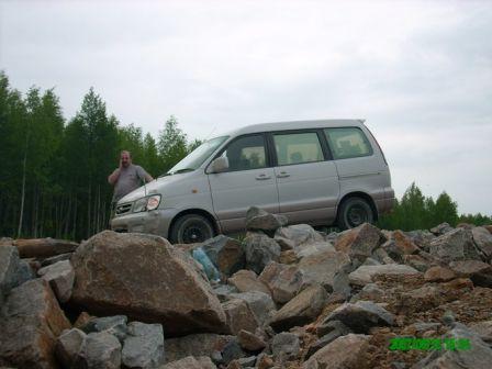 Toyota Town Ace Noah 2001 - отзыв владельца