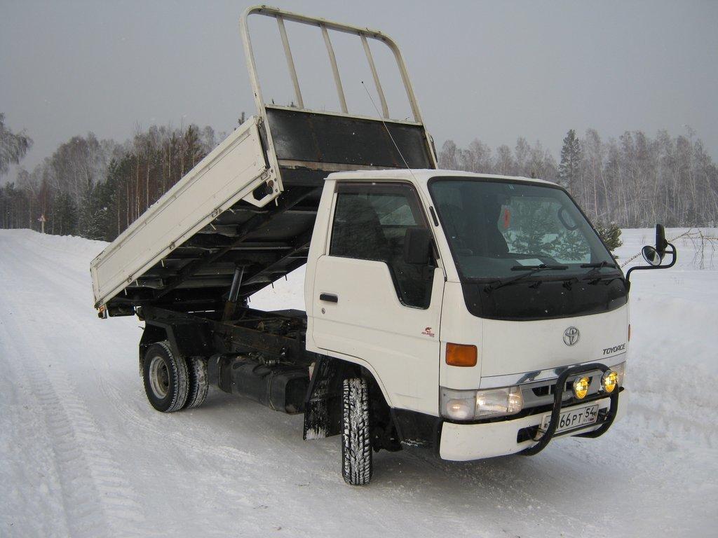 Самосвал из японского грузовика своими руками фото 977