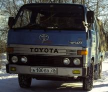Toyota ToyoAce, 1982