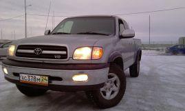 Toyota Tundra, 2001