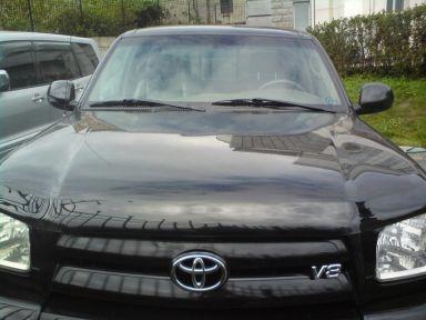 Toyota Tundra, 2002