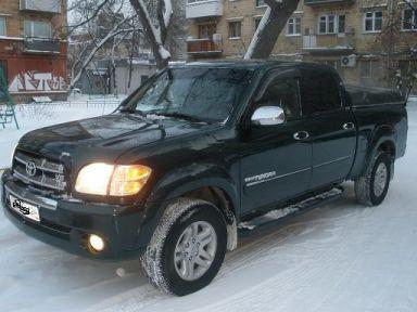 Toyota Tundra 2004 отзыв автора | Дата публикации 01.12.2010.