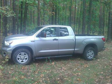 Toyota Tundra 2007 отзыв автора | Дата публикации 28.09.2012.