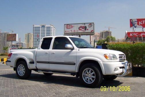 Toyota Tundra 2004 - отзыв владельца