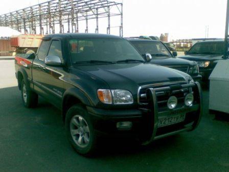 Toyota Tundra 1999 - отзыв владельца