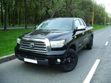 Toyota Tundra 2008 - отзыв владельца