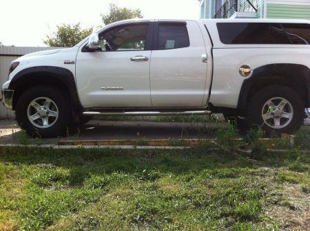 Toyota Tundra 2011 - отзыв владельца