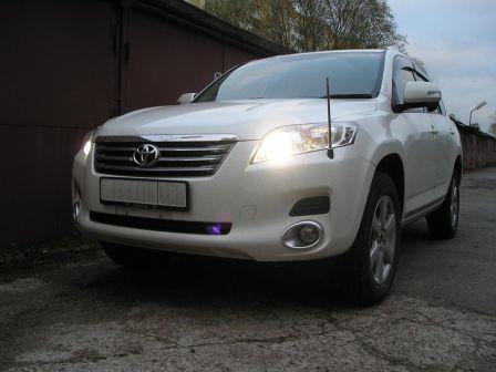 Toyota Vanguard 2007 - отзыв владельца