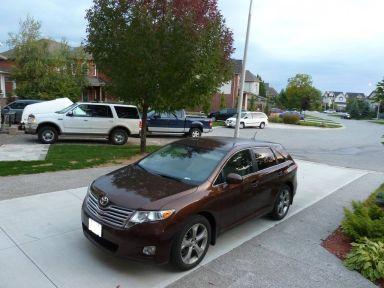 Toyota Venza 2009 отзыв автора | Дата публикации 21.09.2010.
