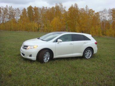 Toyota Venza 2012 отзыв автора | Дата публикации 08.10.2012.
