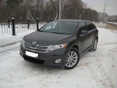 Toyota Venza, 2010