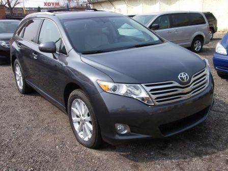 Toyota Venza 2010 - отзыв владельца