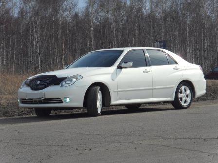 Toyota Verossa 2003 - отзыв владельца
