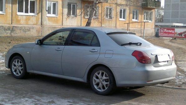 Toyota Verossa 2001 - отзыв владельца