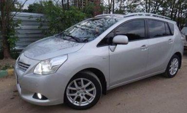 Toyota Verso 2011 отзыв автора | Дата публикации 06.08.2012.