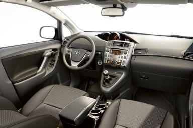 Toyota Verso 2011 отзыв автора | Дата публикации 12.01.2013.