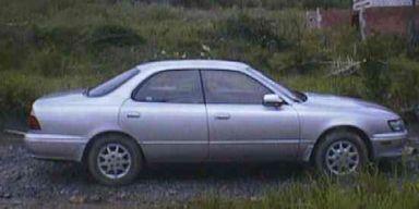 Toyota Vista, 1991