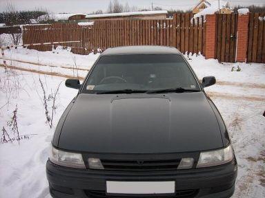 Toyota Vista 1992 отзыв автора | Дата публикации 12.09.2009.