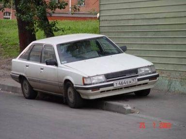 Toyota Vista, 1985