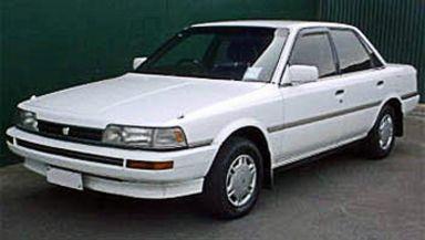 Toyota Vista, 1987