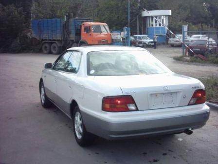 Toyota Vista 1998 - отзыв владельца