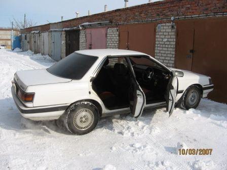 Toyota Vista 1988 - отзыв владельца