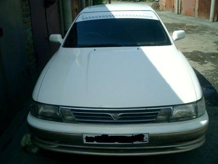 Toyota Vista 1992 - отзыв владельца