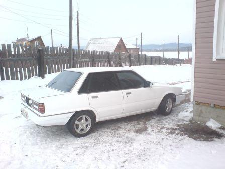 Toyota Vista 1985 - отзыв владельца