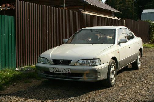 Toyota Vista  - отзыв владельца
