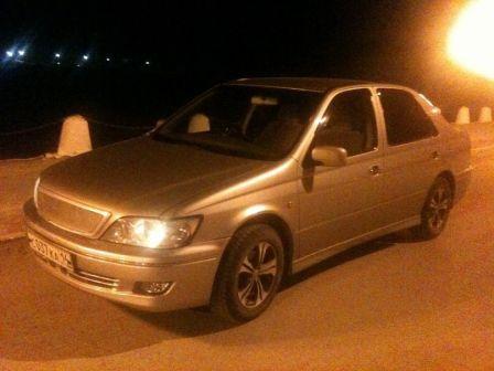 Toyota Vista 2001 - отзыв владельца