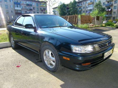 Toyota Vista 1993 - отзыв владельца