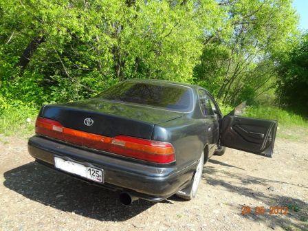 Toyota Vista 1991 - отзыв владельца