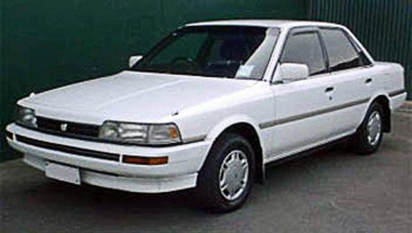 Toyota Vista 1987 - отзыв владельца