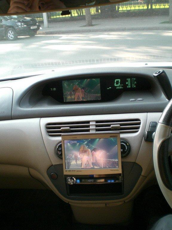 Замена радиатора охлаждения двигателя Toyota Vista