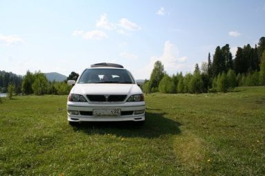 Toyota Vista Ardeo 1998 отзыв автора | Дата публикации 10.07.2006.