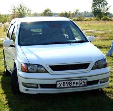 Toyota Vista Ardeo 1998 отзыв автора | Дата публикации 01.02.2007.