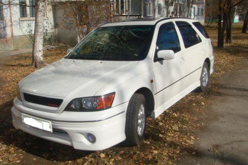 Toyota Vista Ardeo 1999 - отзыв владельца